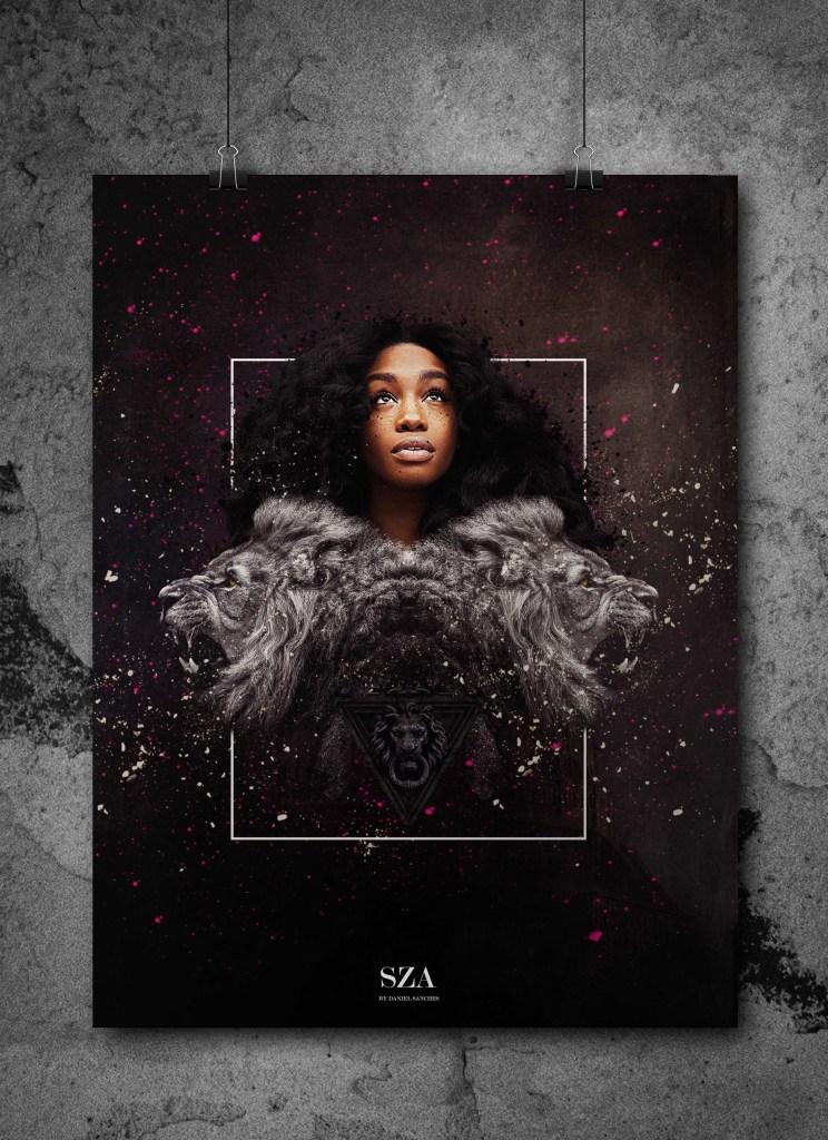Poster Mockup_SZA